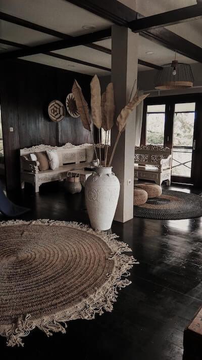 Top Notch Property Management - brown interior